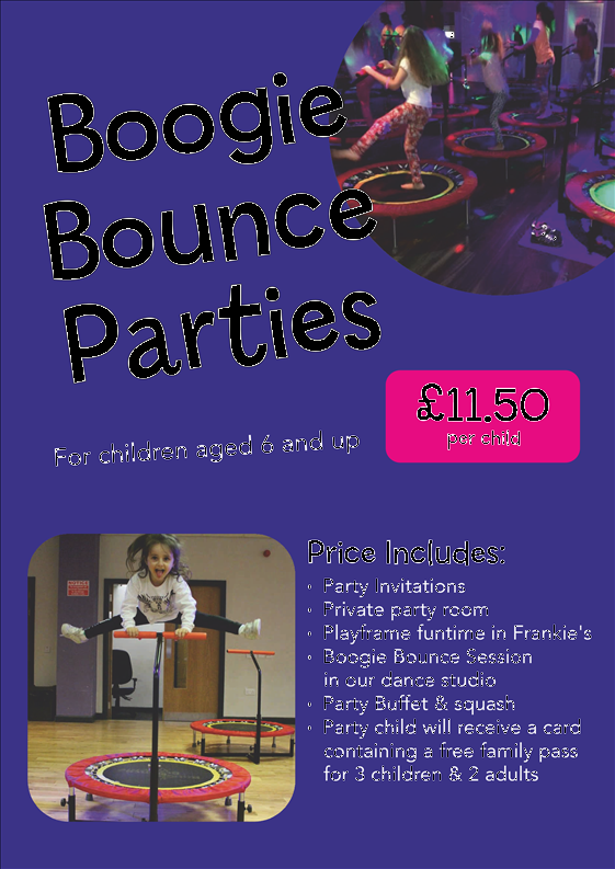 boogie bounce party
